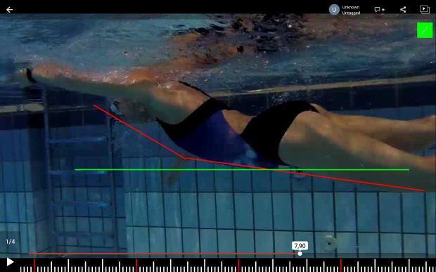 Beispielfoto Videoanalyse
